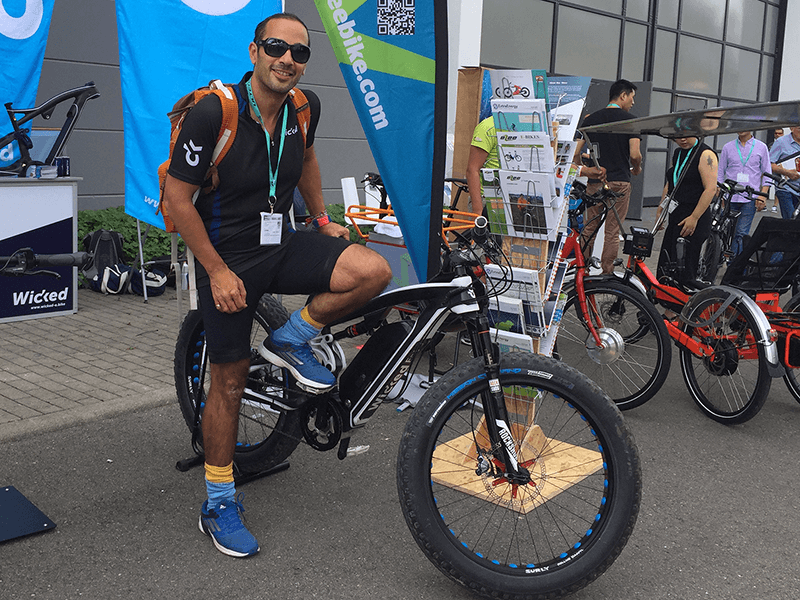 Wicked E-Bike Eurobike